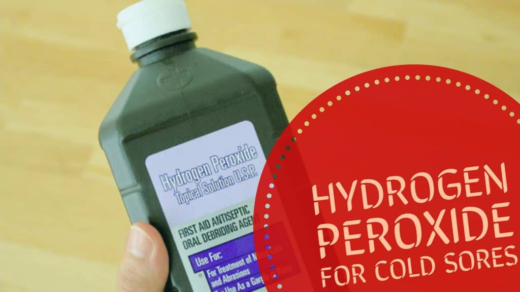 Diy hydrogen peroxide for cold sores - Unknown uses hydrogen peroxide ...