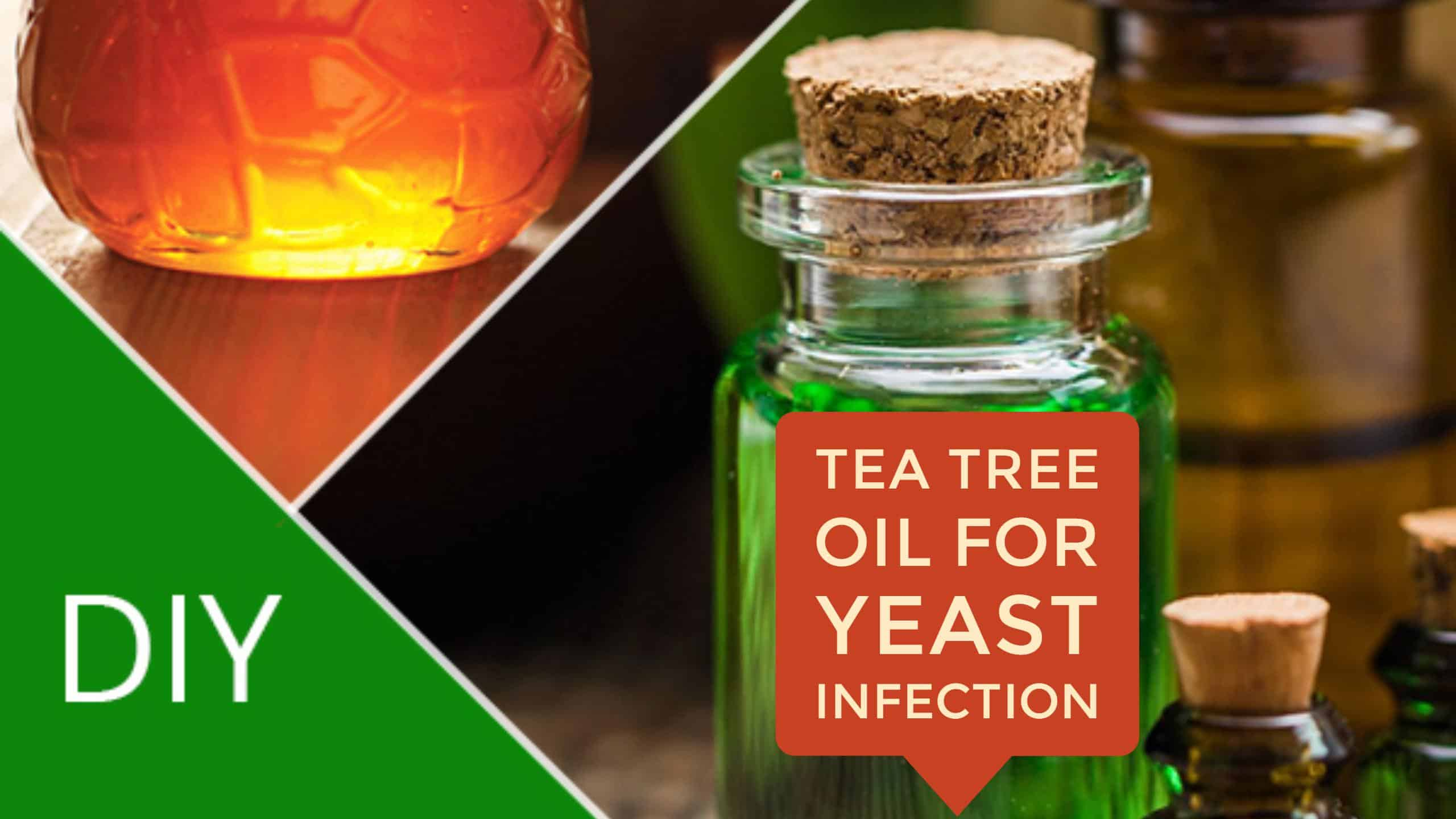Natural Cure For Yeast Infection Tea Tree Oil