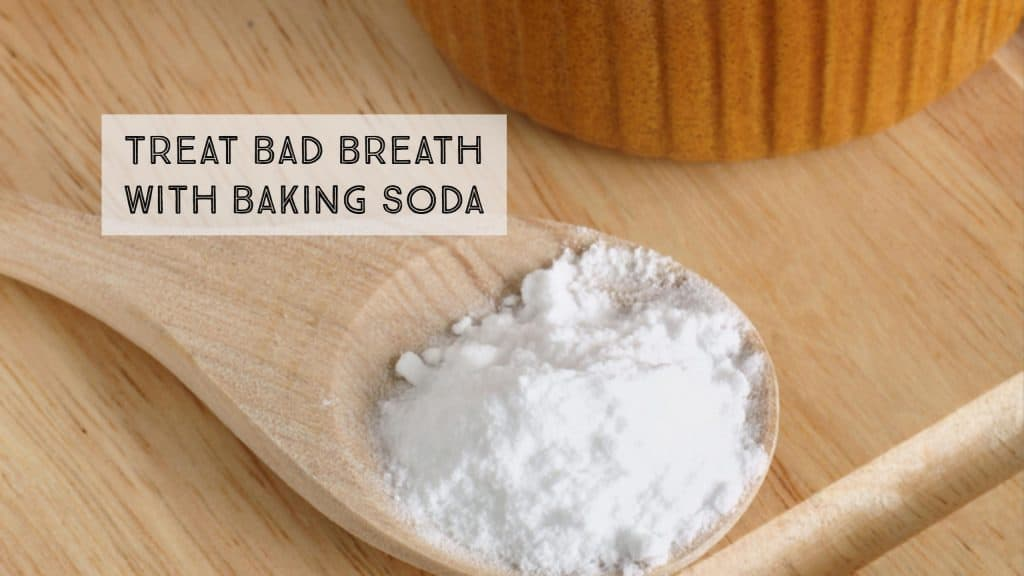 How to Treat Bad Breath with Baking Soda