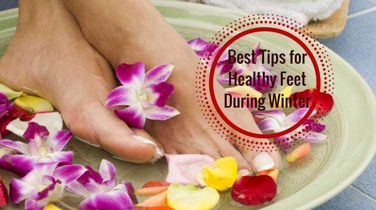 Winter Tips to Keep your Feet Soft and Healthy