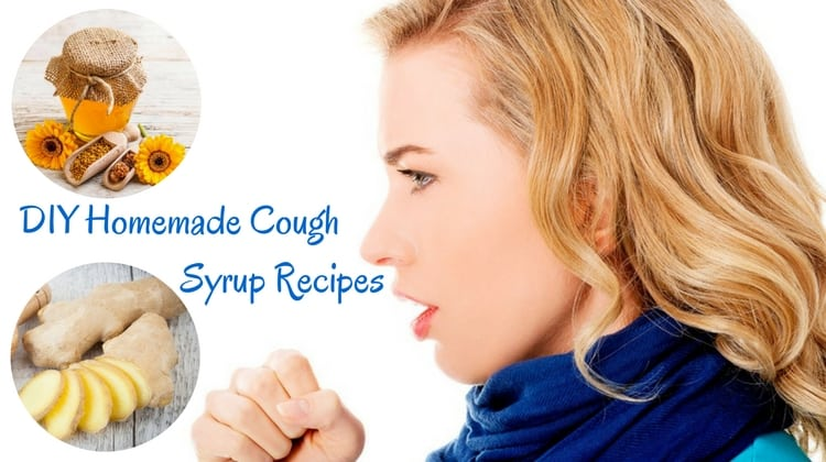 Home Based Cough Syrups