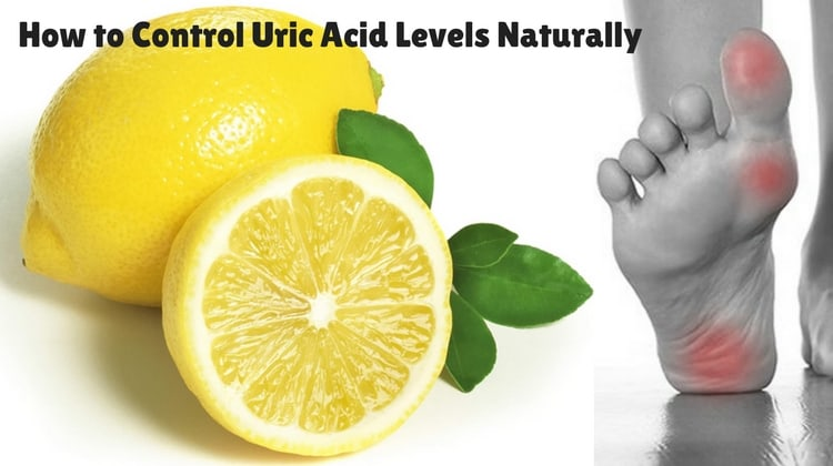 How to Control Uric Acid Levels Naturally