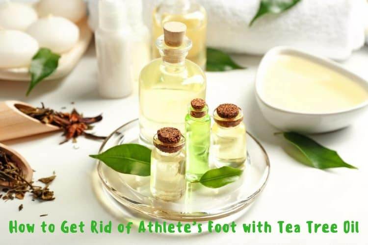 How to use Tea Tree Oil for Athlete's Foot