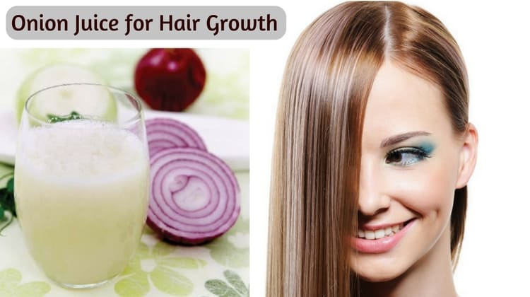 How to use Onion Juice for Hair Loss Treatment