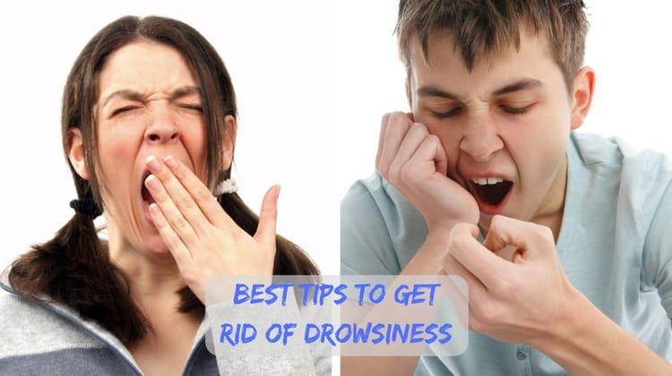 Natural Ways to Treat Drowsiness