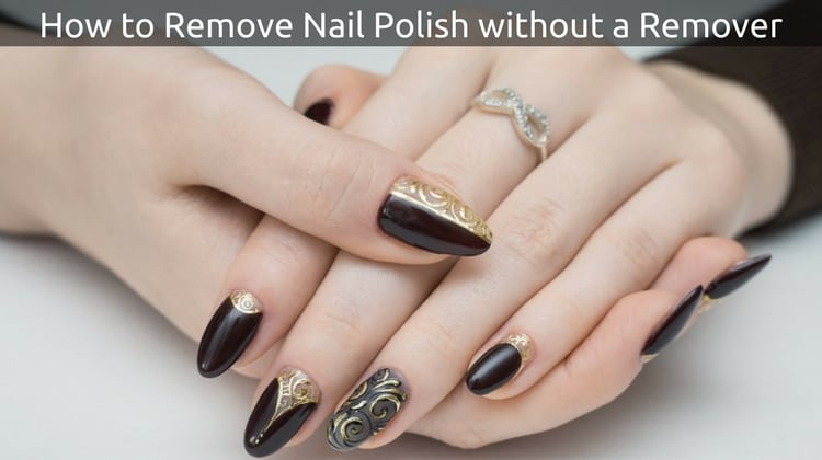 Best Alternatives to Replace Nail Polish Remover