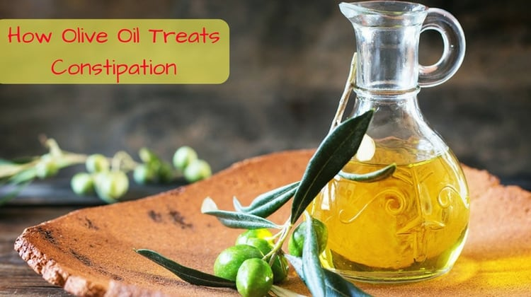 How to use Olive Oil for Constipation