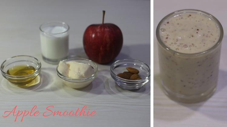 Apple Smoothie for Weight Loss