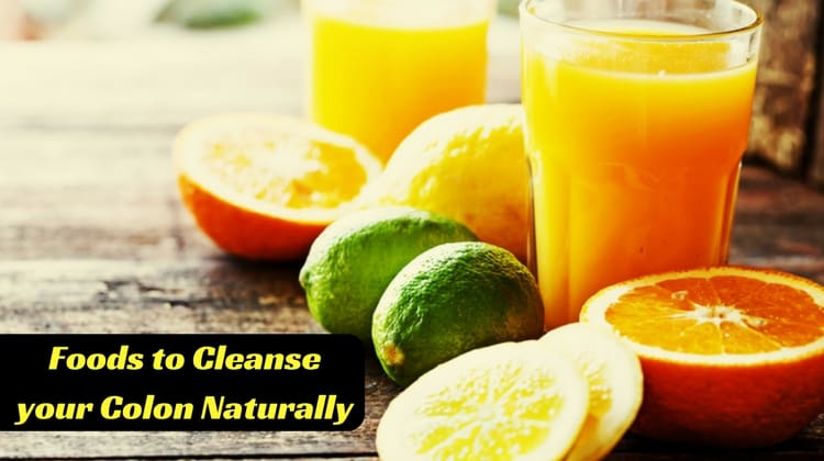 Best Foods for a Natural Colon Cleanse