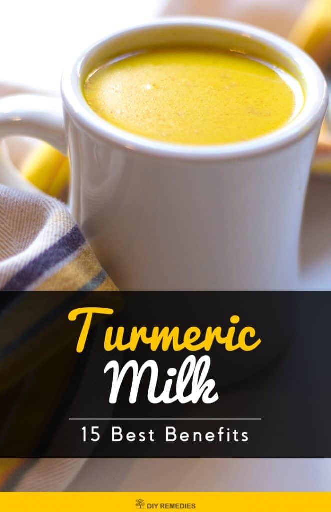 Best Benefits of Turmeric Milk