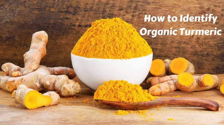 How to Identify Organic Turmeric