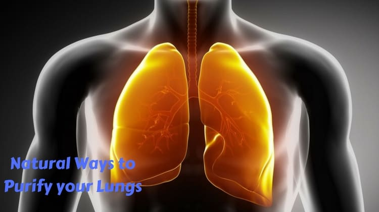 Home Remedies to Cleanse your Lungs