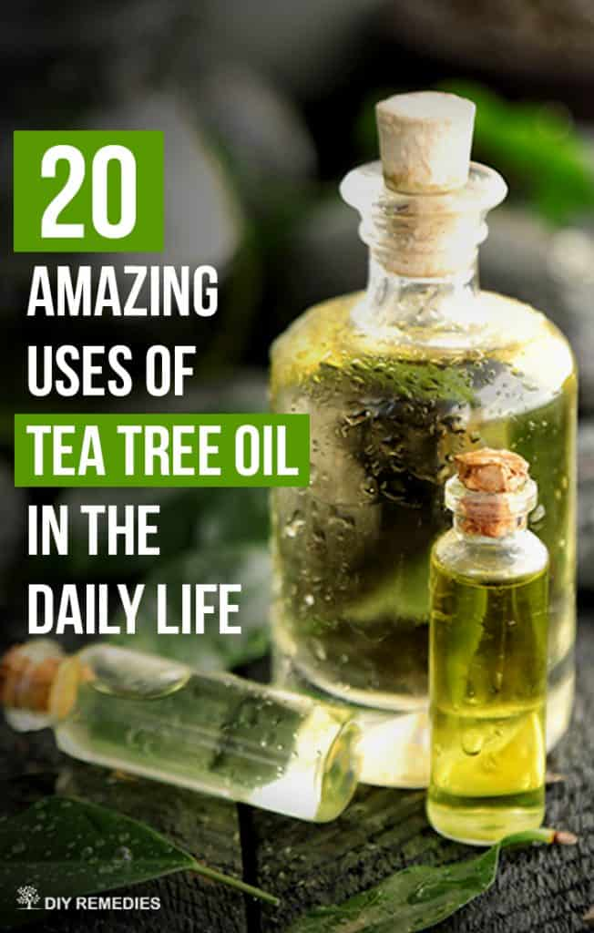Amazing Uses of Tea Tree Oil in the Daily Life