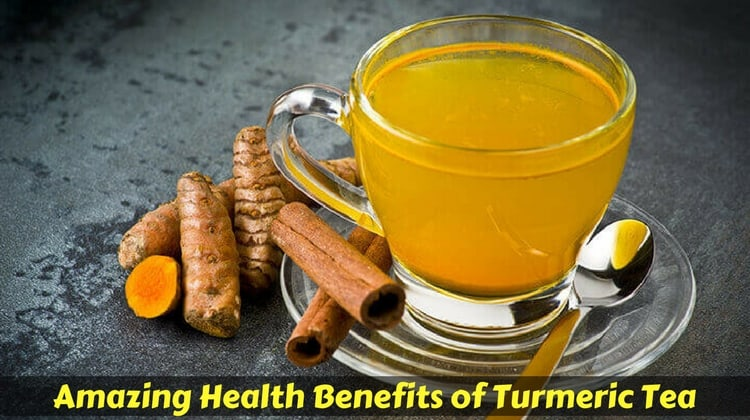 Amazing Benefits of Turmeric Tea
