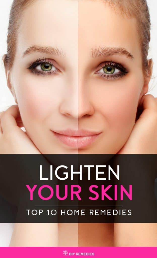 Top 10 Home Remedies to Lighten your Skin