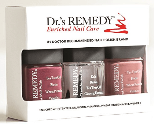 The Presence Of Vitamin E And C Makes These Nail Polishes More Effective In Treating