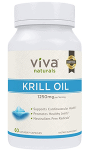 Top 5 Best Krill Oil Supplements To Treat Acne