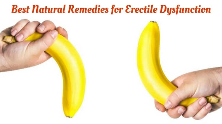 Natural Remedies For Sexual Performance