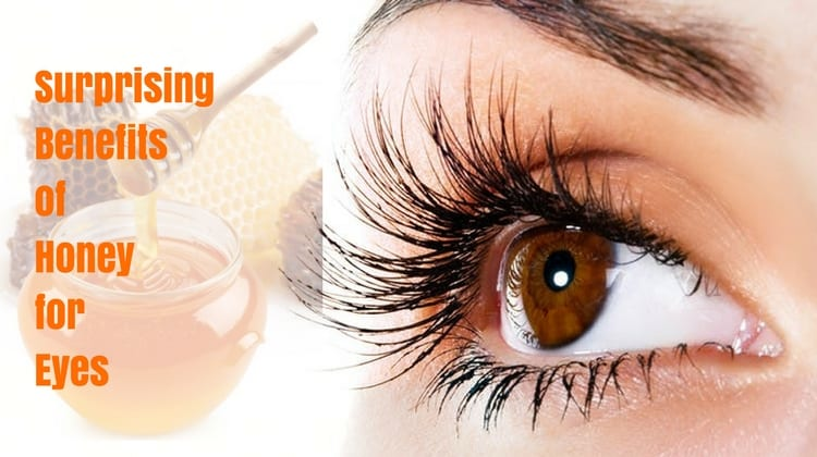 Surprising Benefits of Honey for Eyes