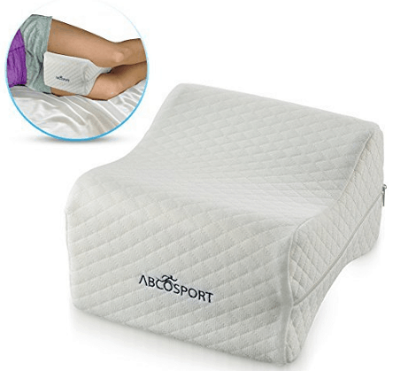 Top 10 Best Knee Pillow For Side Sleepers 2018 Review
