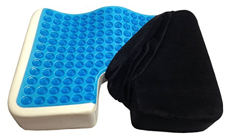 Top 10 Best Coccyx Seat Cushions Amp Pillows For Tailbone Pain