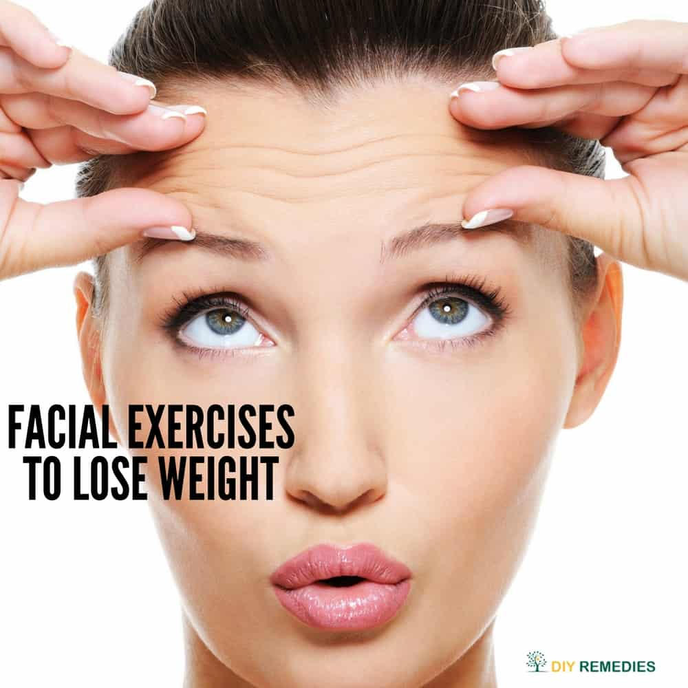 Facial Exercises to Lose Weight