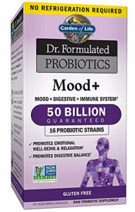 Top 7 Probiotic Supplements for Depression and Anxiety