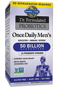 Top 5 Best Probiotics For Men's Health