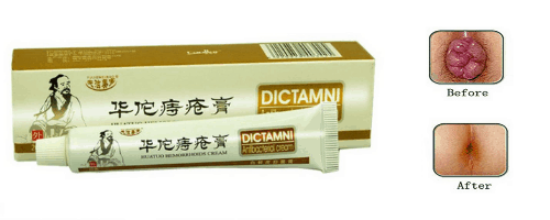 Chinese Herbal For Treatment Hemorrhoids Cream