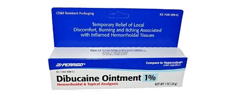 Dibucaine Ointment